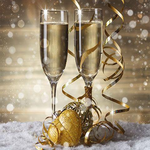 2592 best navidad images on pinterest drink drinks and for Copas de champagne