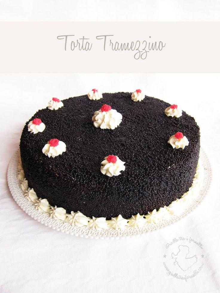 Stanco della solita torta di compleanno?  Torta Tramezzino!