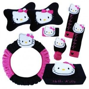 BANTAL MOBIL SET 6 in 1 HELLO KITTY BLACK PINK https://www.bukalapak.com/chamboja