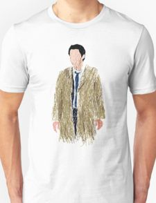 Scribbled Castiel T-Shirt