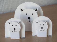 ours polaire bricolage - Recherche Google