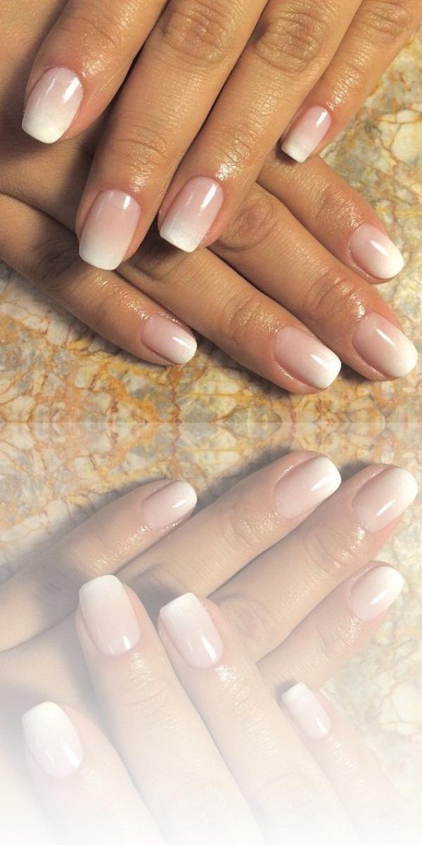 Sensational Dip Powder Manicure Near Me Manicures Manicure French Nails Easy Manicure