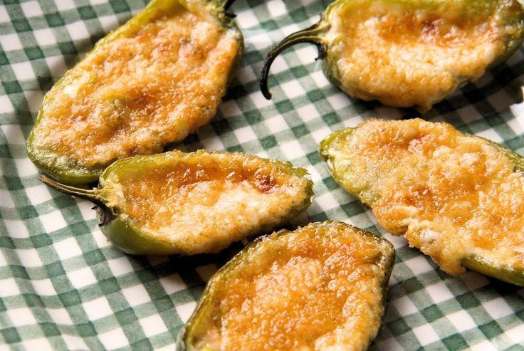 25+ best ideas about Baked Stuffed Jalapenos on Pinterest ...