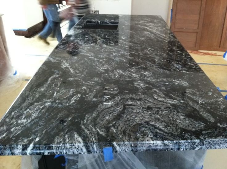 Mari Blue Granite Kitchen Pinterest Blue Granite