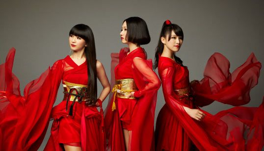 Perfume  ( J-Pop )