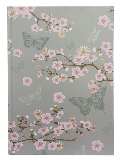 Sharing WHSmith Butterfly A4 Notebook from WHSMITH