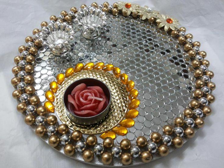 Diy Thali Decoration