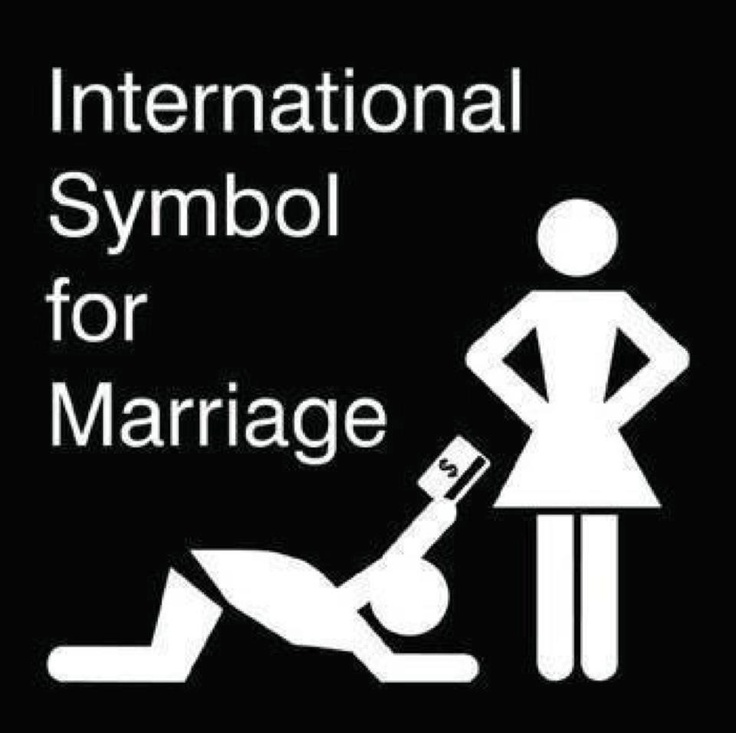 The International Symbol Of Marriage So True