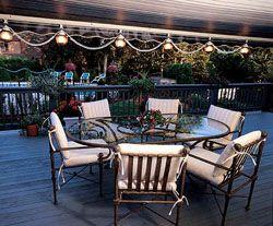 best 20+ solar patio lights ideas on pinterest | patio lighting ... - Solar Patio Lighting Ideas