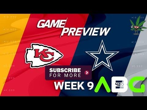 Watch this video on my channel 👀  Kansas City Chiefs Vs. Dallas Cowboys Week 9 Game Preview Madden NFL 18 Highlights  https://youtube.com/watch?v=f-4cmu5Tffc