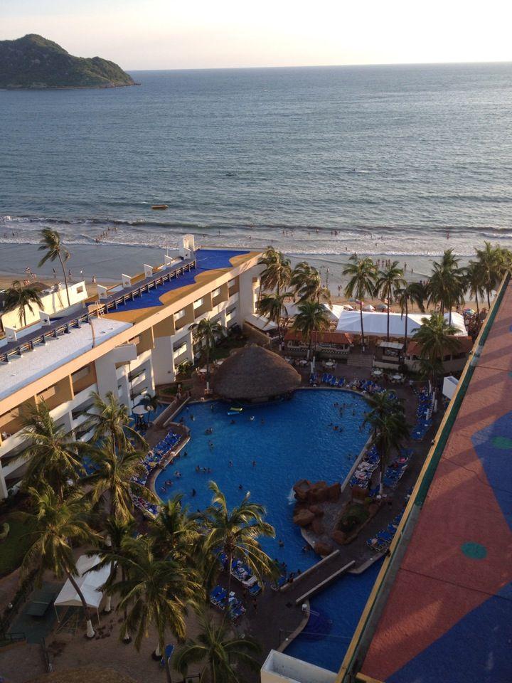 Hotel el Cid Resorts in Ciudad Mazatlán, Sinaloa