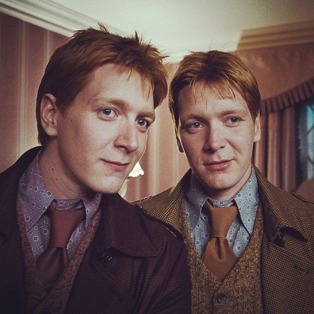 Fred and George Weasley - Deathly Hallows