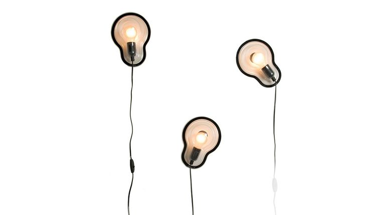 The Sticky lamp by Droog