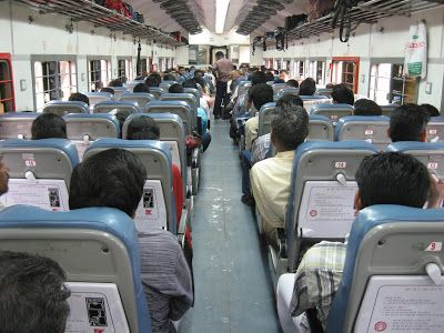 Indian #Trains offer different method of travel and extravagance for peoples having a place with diverse financial strata. Indian railway seat availability can be checked and tickets can be occupied well ahead of time as per a singular's prerequisite. Seats in #IRCTC trains are separated into the different travel classes.