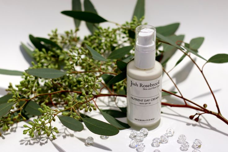 Josh Rosebrook Nutrient Day Cream SPF 30! There are SO many benefits to this dual/action day cream.  Treats acne  Reduces dark/age spots  Reduces fine lines  Treats dryness  Brightens, firms, balances hormones  Need we go on?!