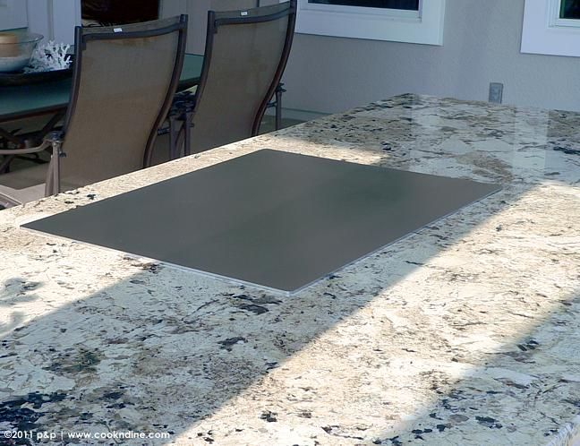 TEPPANYAKI GRILL FOR THE HOME   ELECTRIC BUILT IN TEPAN YAKI GRIDDLE   HIBACHI TABLE   PORTABLE TEPPAN YAKI GRILL