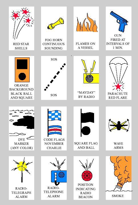 Visual Distress Signals