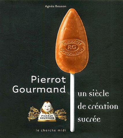 la sucette au caramel Pierrot Gourmand... miam!!!