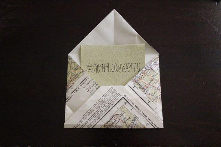 #envelope #green #eco #akapit