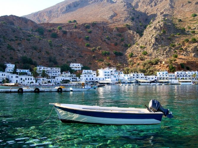 Loutro is just a unique place maybe your alternative option for a few nights stay