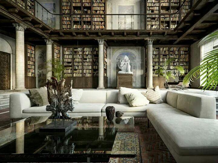 Interiors for Men