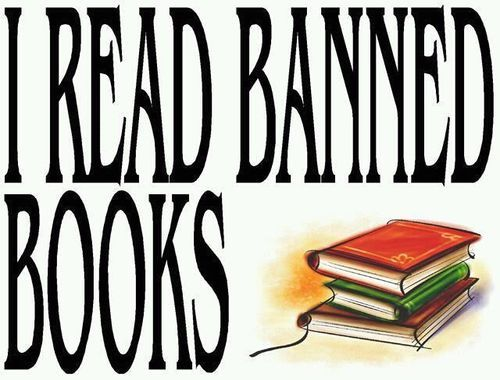 What sources can I use for my thesis on banned books? (2 book, 3 online credible)?