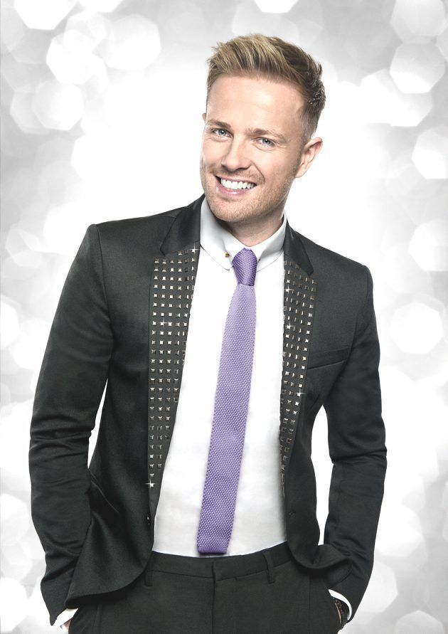 Strictly Come Dancing 2012, Nicky Byrne, Retouching