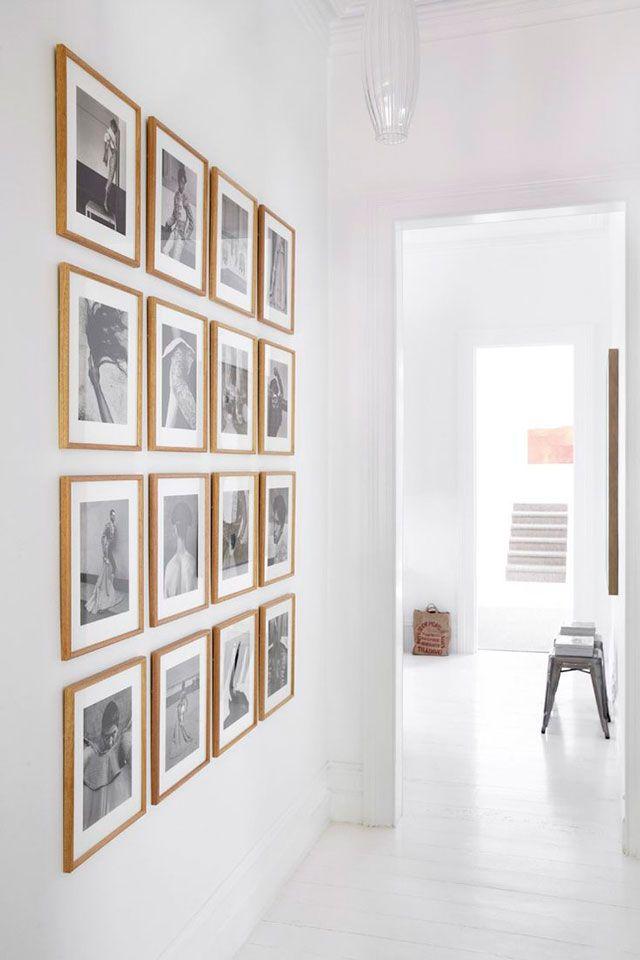 10 dingen die je met een lange, lege muur kunt doen | ELLE