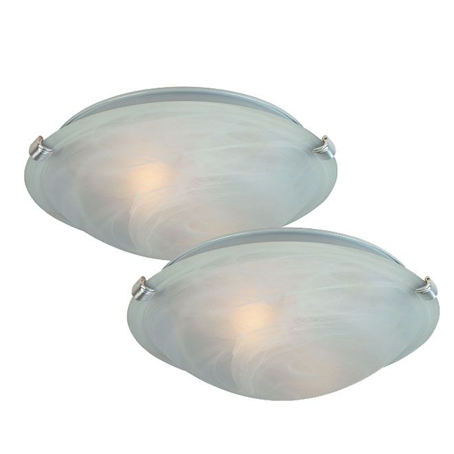 Set of 2 Ceiling Fixtures | RONA