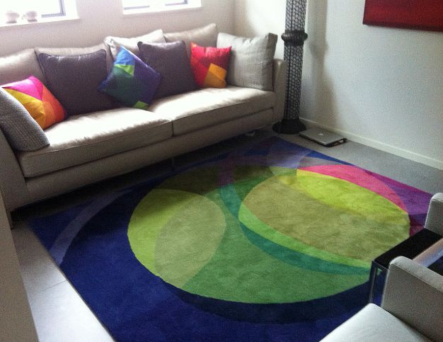 Galaxy - Contemporary Modern Area Rugs by Sonya Winner