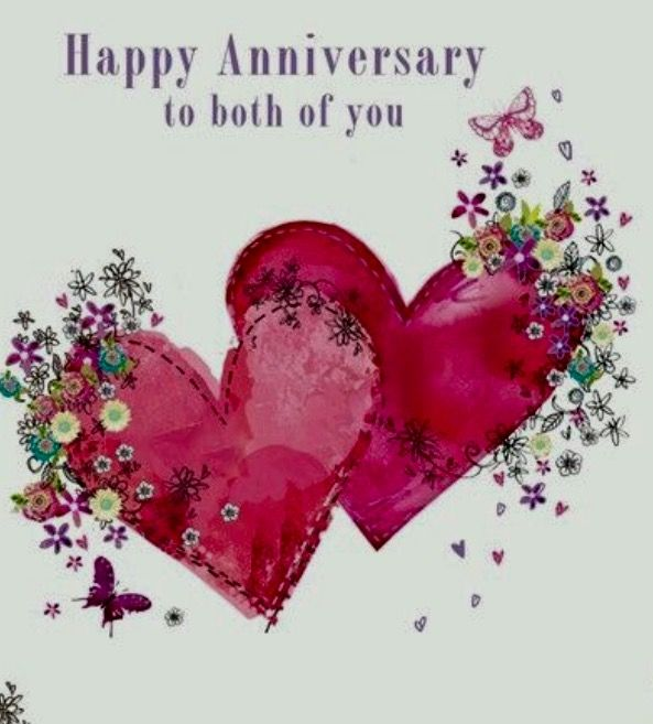 Anniversary Cards Wedding Wishes Message Greetings Quotes Happy