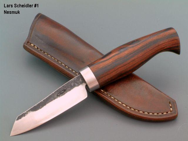 Nesmuk Jagdmesser von Lars Scheidler