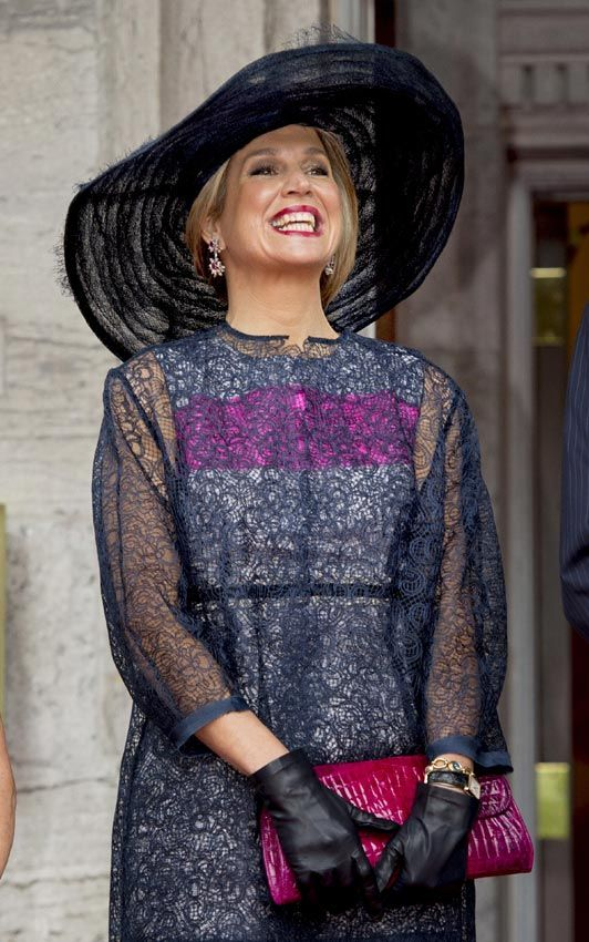 ♥•✿•QueenMaxima•✿•♥... May 2015.. Canada