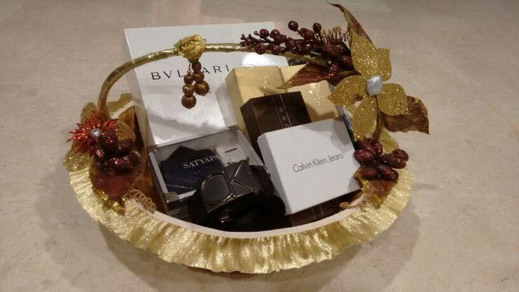 Cosmetics packing basets - Vrishti Creations 9669207565 , 9826116090