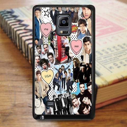 One Direction Collage Samsung Galaxy Note 3 Case