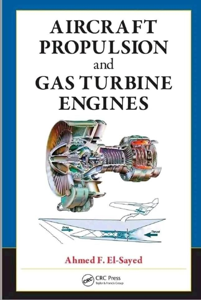 Pdf Aircraft Propulsion And Gas Turbine Engines Free Pdf Books Turbine Engine Gas Turbine Jet Turbine