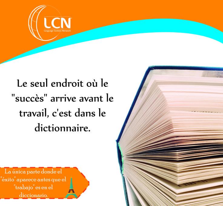 Aprender idiomas, te acerca al éxito que quieres lograr #LCNIDIOMAS #aprendefrances #escueladeidiomas #clasesfrancesmedellin