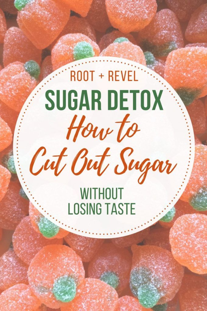 Do you need to cut out sugar? This post will help you tackle your first sugar detox without losing taste! It's possible to tame your sweet tooth! Let's go!