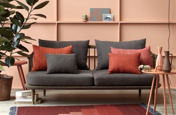 Inspiratieboost een warme woonkamer met terracotta for Kleuren huiskamer