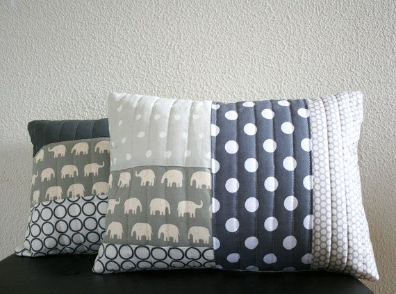 25+ unique Quilted pillow ideas on Pinterest | Quilt pillow ... : quilted pillow covers - Adamdwight.com
