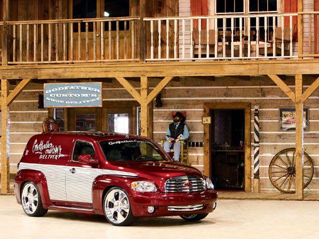 2008 Chevy HHR Panel - Custom PANEL TRUCK