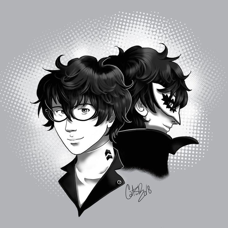 Joker from Persona 5 csdesbiens.tumblr.com