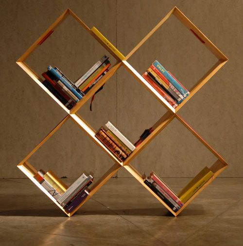 Jacob Bookcase By Alessandra Clark U0026 Nuno FS For Mameluca Design Materials:  Pine, Nylon, Plastic Dimensions: 50 Cm X 50 Cm X 30 Cm U201c The Bookcase Was  ...