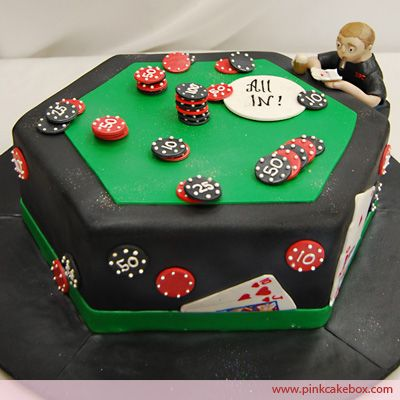 i want to make a poker cake for matt for his bday :) maybe u and i could tackle it together :)
