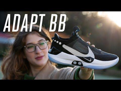 tra qualche giorno gamma molto ambita di più recente Nike self-lacing shoes put a ton of tech under your feet - YouTube ...