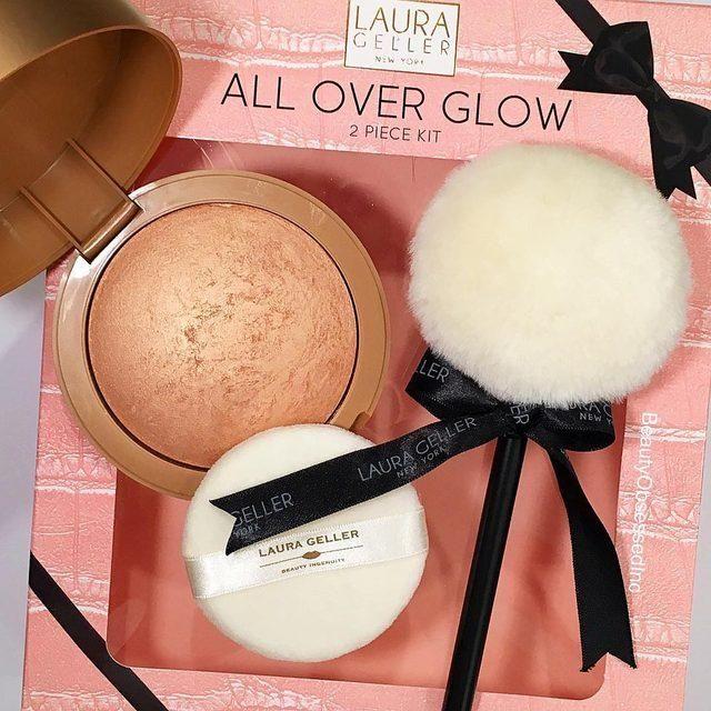 Laura Geller All Over Glow Set Laura Geller Glow Glow Kit