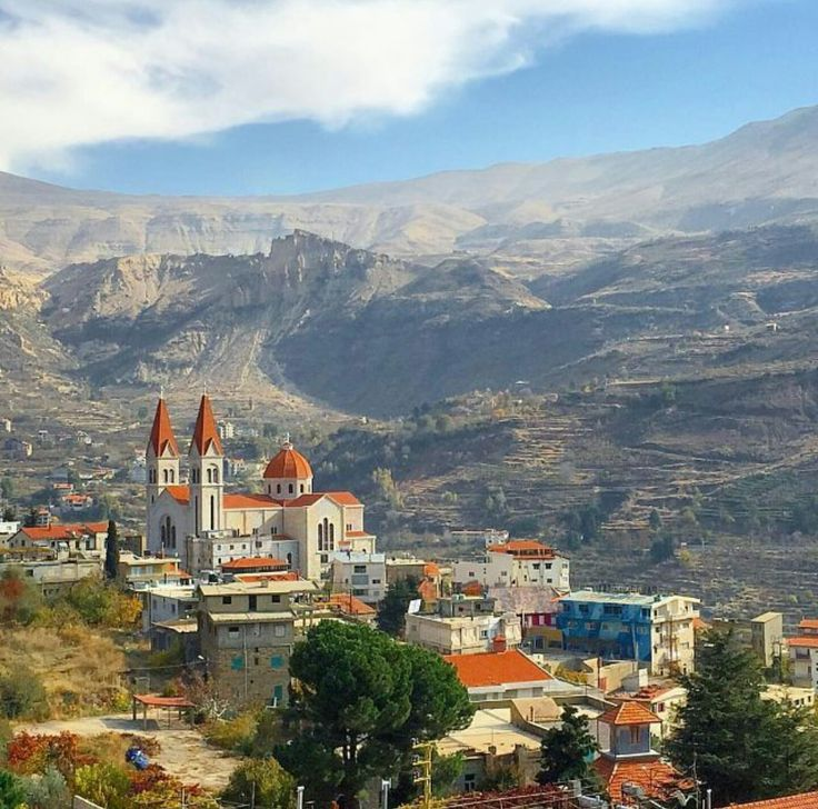 Picturesque Bcharre, North Lebanon