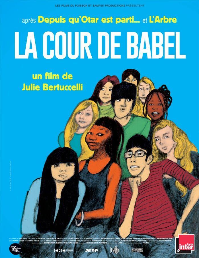 Christophe Blain, La cour de Babel 2014