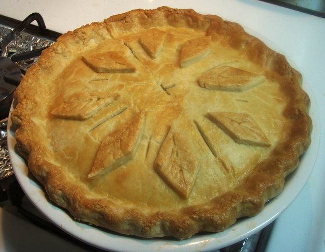 Acadian Tourtiere: Alternate recipe for this yummy meat pie available ...