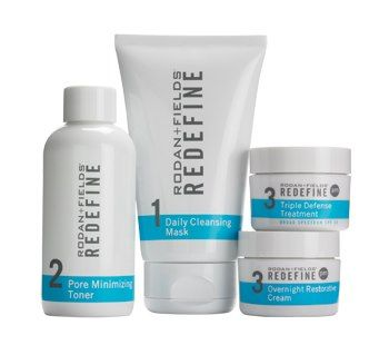 Making sure to stick to your regimen will ensure your skin is looking it's best when you see all your fellow consultants at Convention 2014. #RFConvention